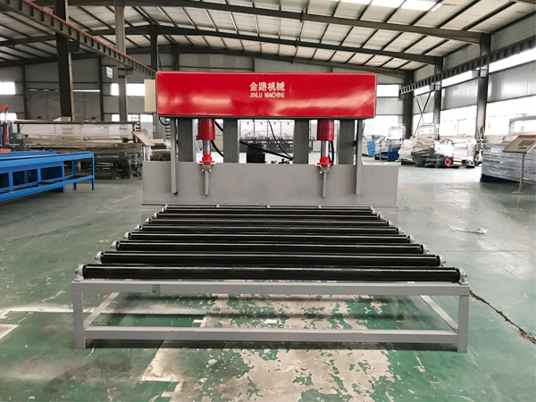 bending machine for  crimped wire mesh