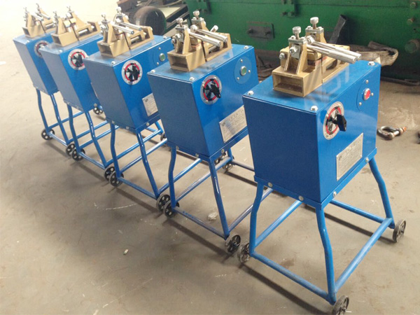 Welding spot wire machine