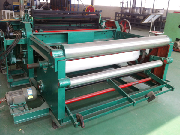 130B metal wire mesh weaving machine