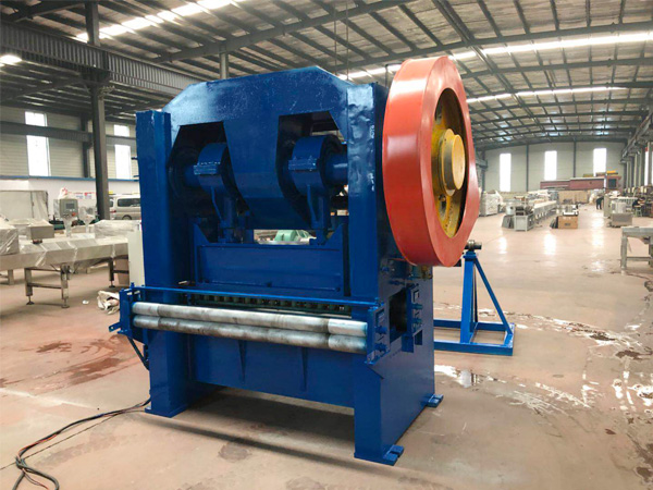 punching metal mesh machine