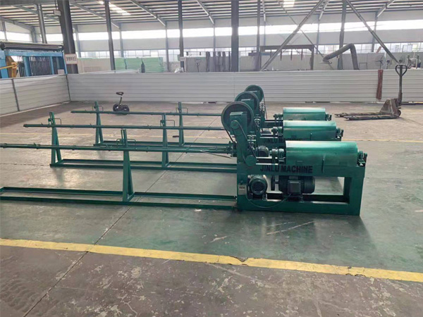 Wire Straightening and cutting machine JL-TZJ